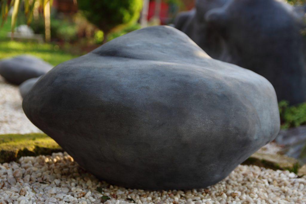 Création Rochers Artificiels Galet Zen